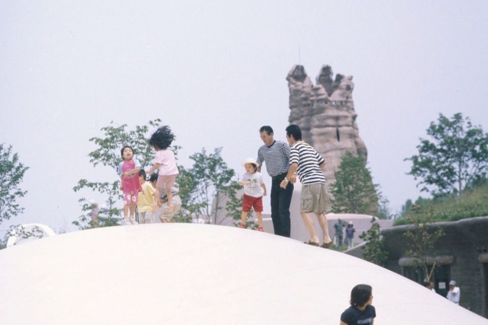 Takino Suzuran Hillside Government Park Kodomo no Tani Playground